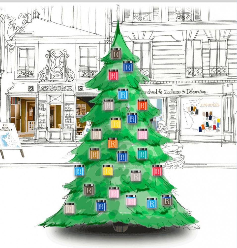 Cu mic, cu mare, culoare de Crăciun!