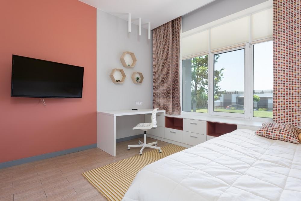Culori în dormitor - psihologia și efectele nuanțelor asupra stării de spirit