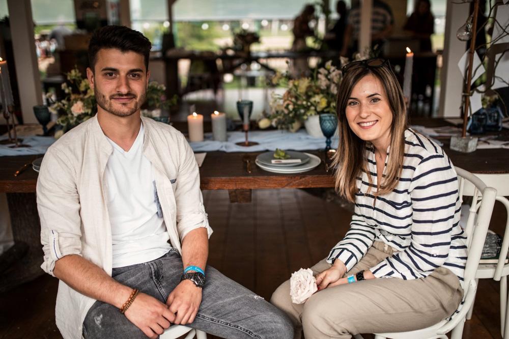 """#ViațaÎnCulori cu Marian și Claudia: """"Ne plac foarte mult provocările."""""""