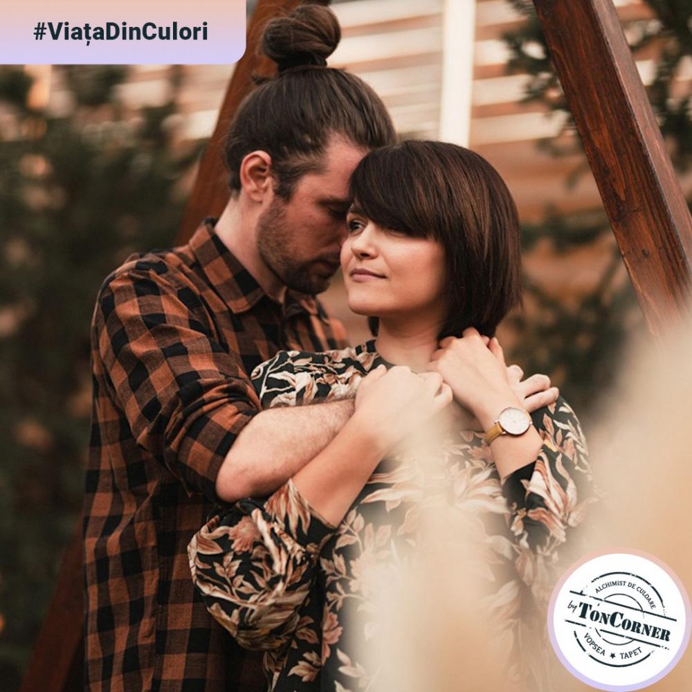 """#ViațaÎnCulori cu Silviu și Simona: """"Suntem fermecați de apusurile de toamnă."""""""