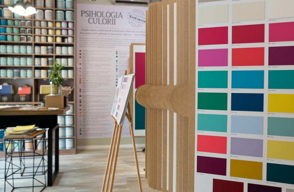 TonCorner, boutique-ul nostru de culori online