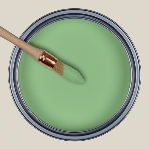 Pale Apple Green